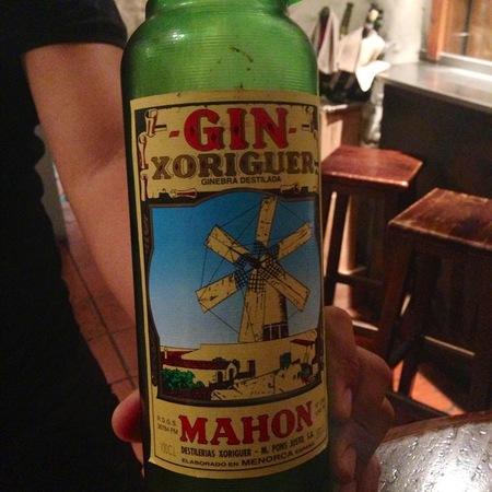 Xoriguer Mahon Gin NV (1000ml)