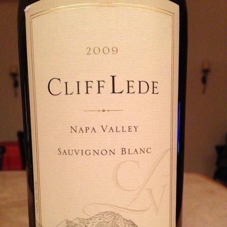 Cliff Lede Napa Valley Sauvignon Blanc 2009