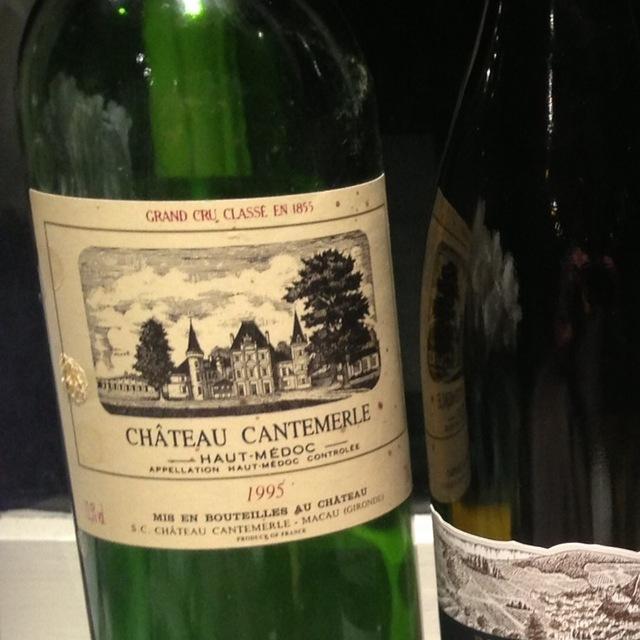 Haut-Médoc Red Bordeaux Blend 1995