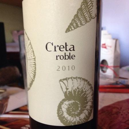 Creta Roble Ribera del Duero Tempranillo 2013