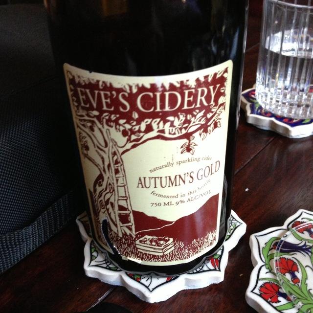 Autumn's Gold Dry Cider NV