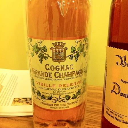 Dudognon Vieille Reserve Premier Cru de Cognac Grande Champagne Ugni Blanc NV