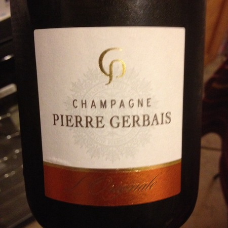 Pierre Gerbais L'Originale Extra Brut Champagne Pinot Blanc NV