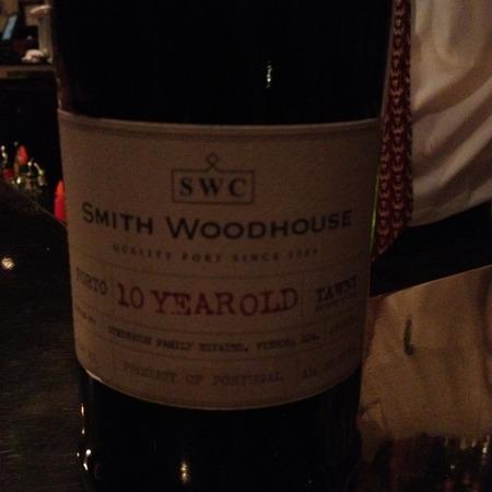 Smith Woodhouse  10 Year Old Tawny Porto NV