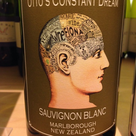 Otto's Constant Dream Marlborough Sauvignon Blanc 2015