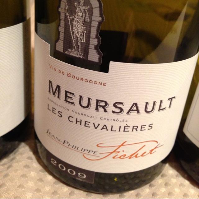 Les Chevalières Meursault Chardonnay 2014