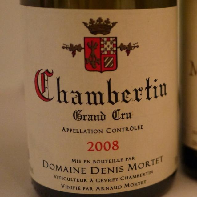 Chambertin Grand Cru Pinot Noir 2013