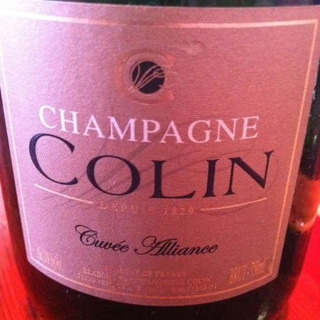 Colin Champagne Cuvée Alliance NV (1500ml)