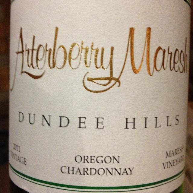 Arterberry Maresh Maresh Vineyard Chardonnay 2014
