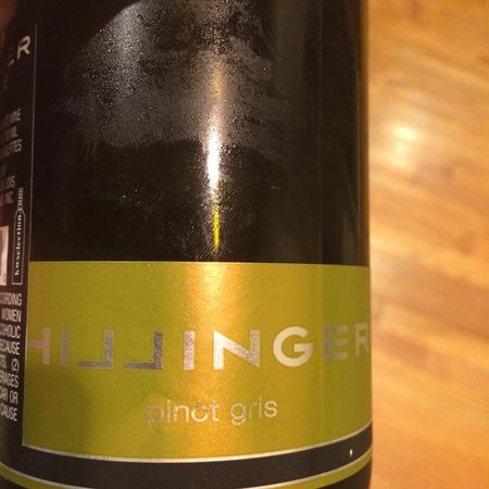 Leo Hillinger Burgenland Pinot Gris 2015