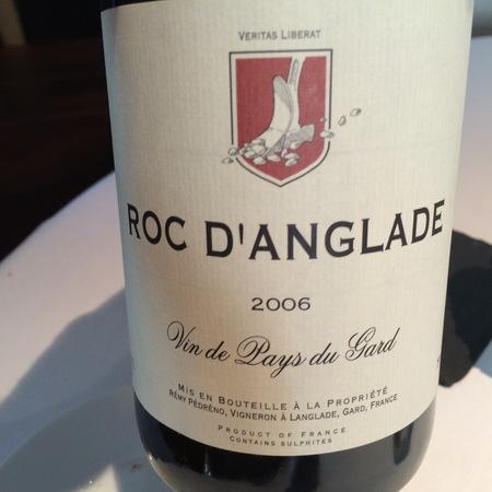 Roc d'Anglade Vin de Pays du Gard Carignan Blend 2006