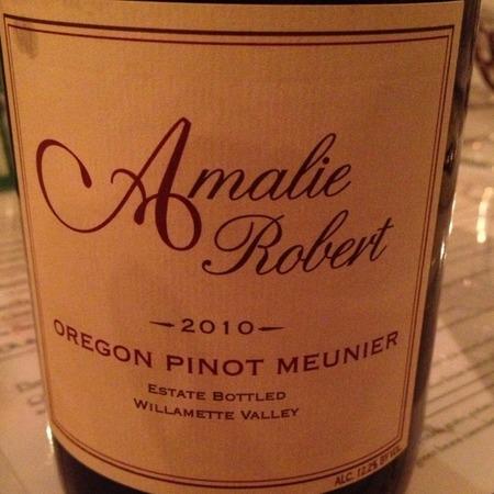 Amalie Robert Willamette Valley Pinot Meunier 2014