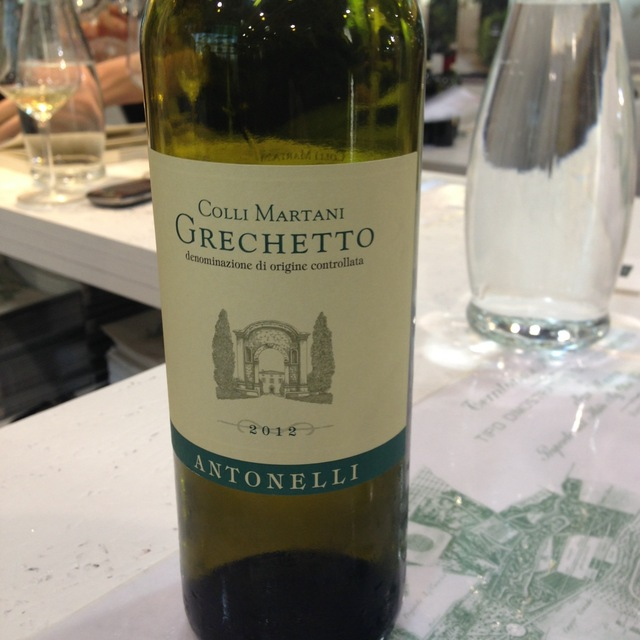 Colli Martani Grechetto 2010