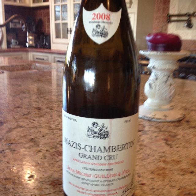 Mazis-Chambertin Grand Cru Pinot Noir 2013 (1500ml)