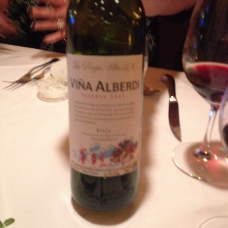 La Rioja Alta Viña Alberdi Reserva Rioja Tempranillo 2011