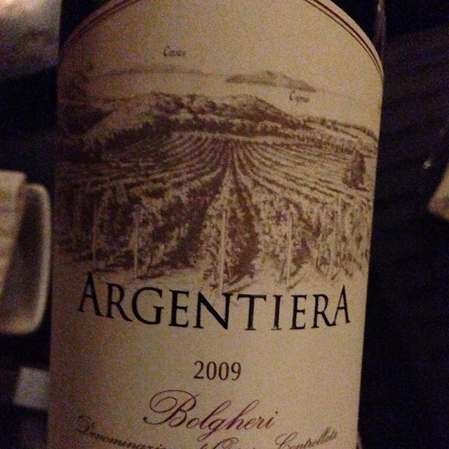 Tenuta Argentiera  Bolgheri Superiore Cabernet Sauvignon Blend NV (3000ml)