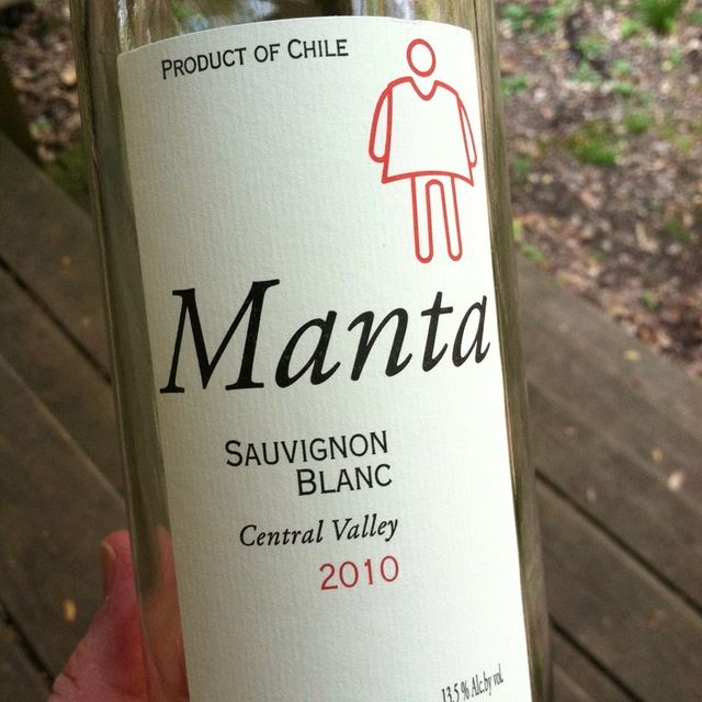 Casa Julia Estate Manta Sauvignon Blanc 2016