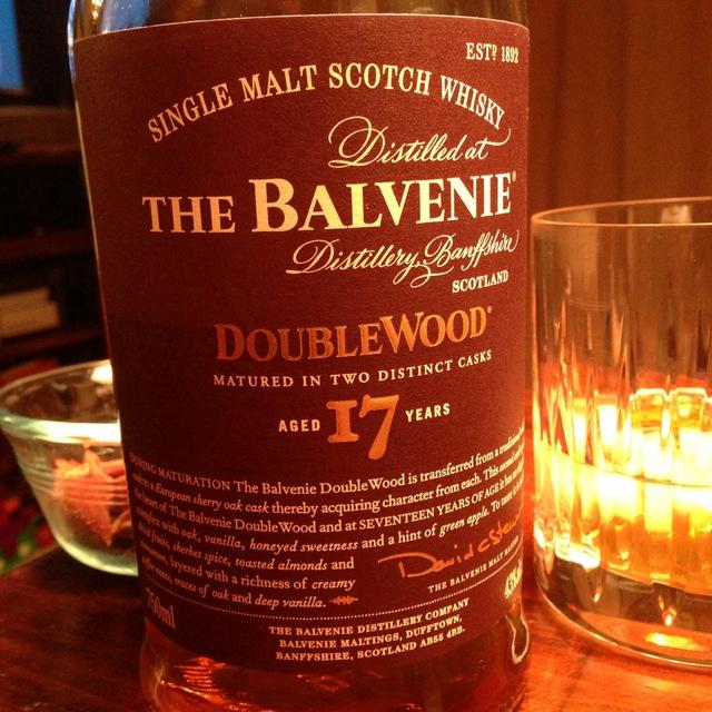 DoubleWood 17 Years Single Malt Scotch Whisky NV