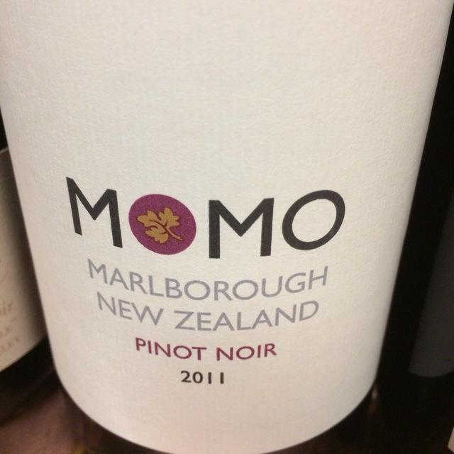 Marlborough Pinot Noir 2011