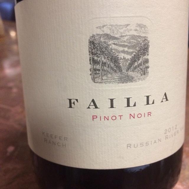 Keefer Ranch Pinot Noir 2014