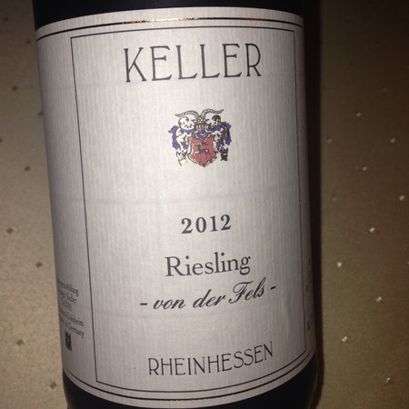 Weingut Keller von der Fels Rheinhessen Riesling 2016