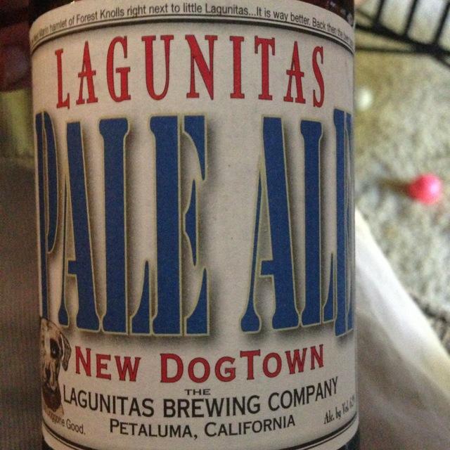 New DogTown Pale Ale NV