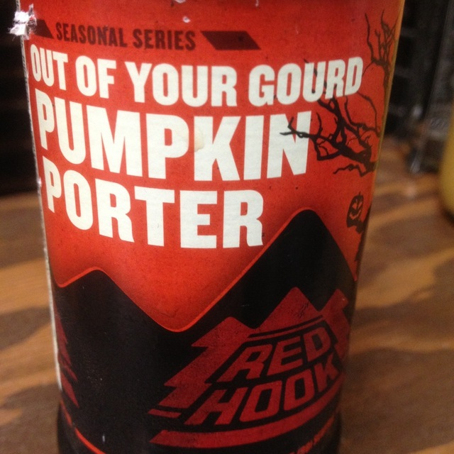 Out Of Your Gourd Pumpkin Porter NV