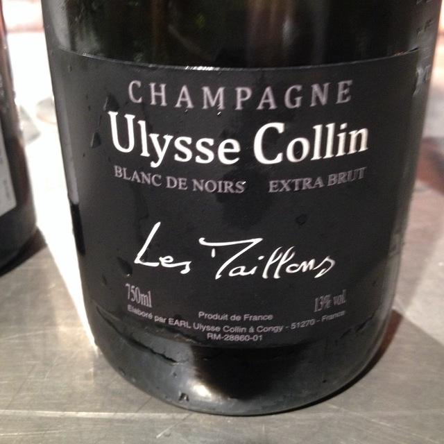 Ulysse Collin Les Maillons Extra Brut Blanc de Noirs Champagne Pinot Noir NV