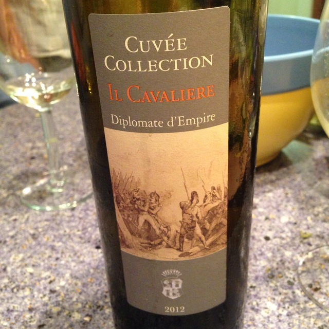 Cuvée Collection Il Cavaliere Diplomate d'Empire Red Blend 2011