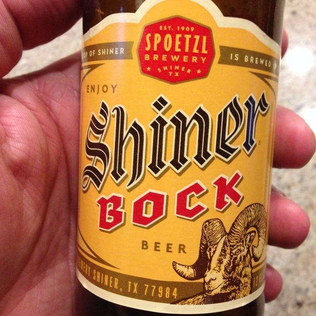 Shiner Bock  NV