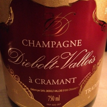 Diebolt-Vallois Tradition Brut Champagne NV
