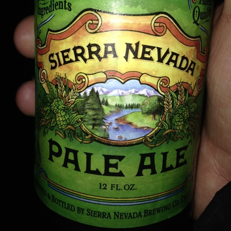 Sierra Nevada Brewing Company Pale Ale NV