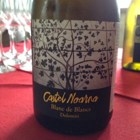 Castel Noarna Dolomiti Blanc de Blancs Chardonnay 2013