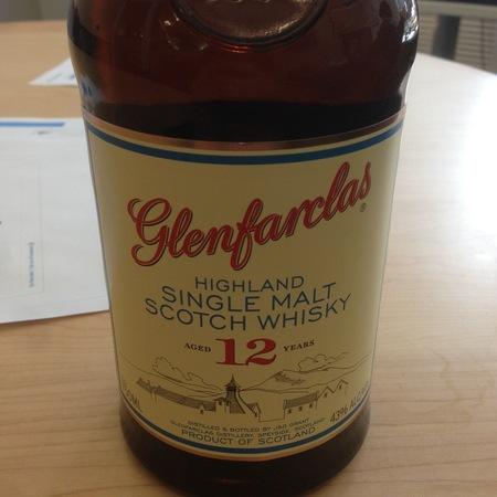 Glenfarclas 12 Year Speyside Malt NV