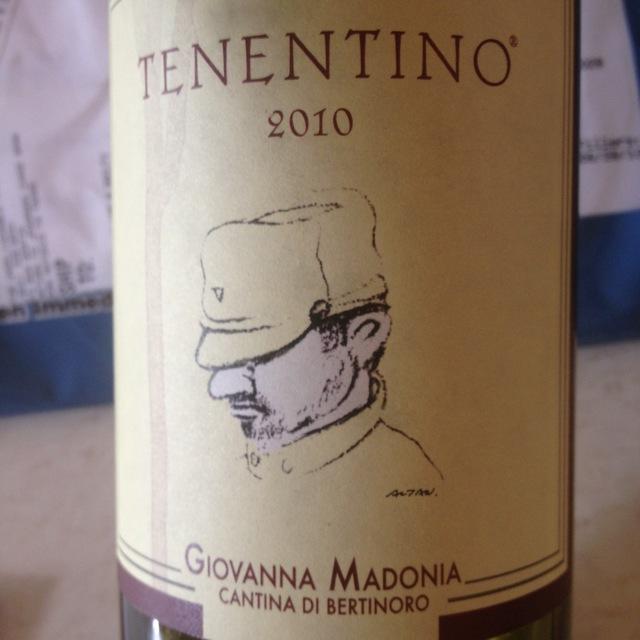 Giovanna Madonia Cantina Di Bertinoro Tenentino 2014