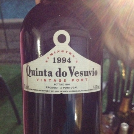 Quinta do Vesuvio (Symington) Vintage Porto Port Blend 1994