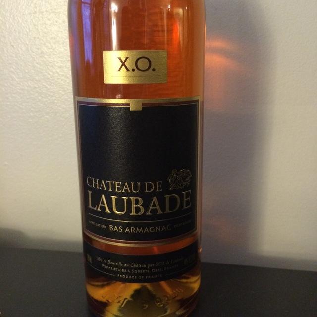 X.O. Bas Armagnac Folle Blanche/Ugni Blanc/Colombard NV