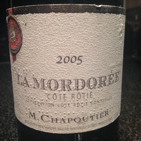 """M. Chapoutier """"La Mordorée"""" Côte-Rôtie Syrah 2005"""