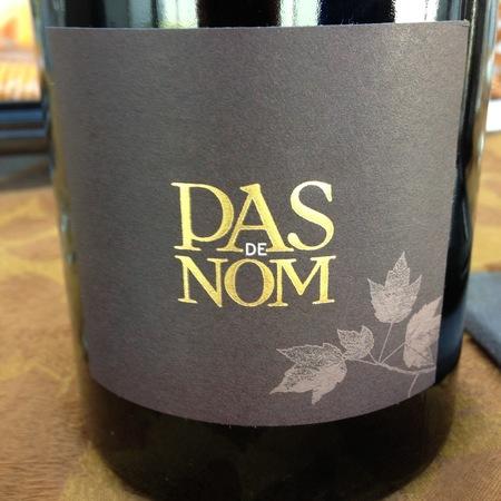 Penner-Ash Pas de Nom Pinot Noir 2014