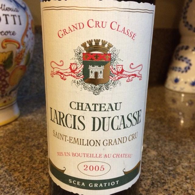 Saint-Émilion Red Bordeaux Blend 2015