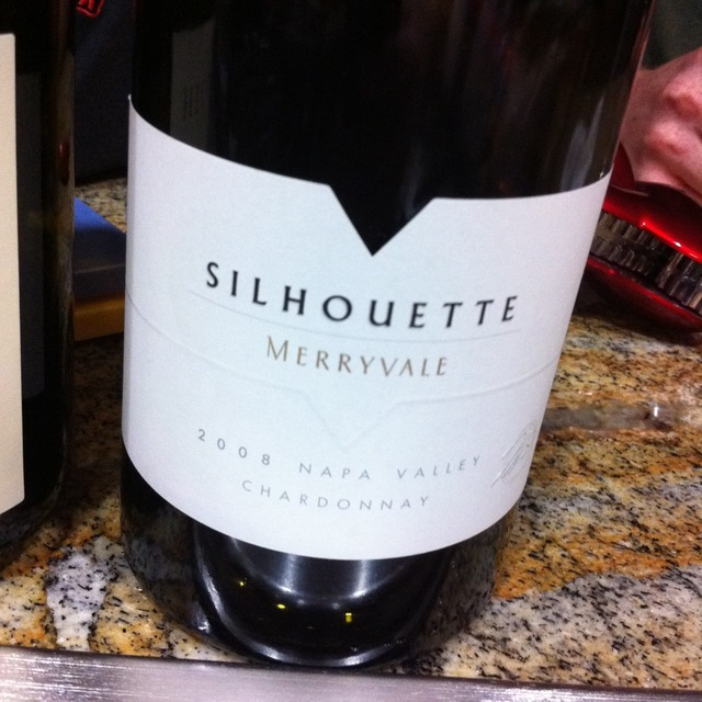 Merryvale Silhouette Napa Valley Chardonnay 2014