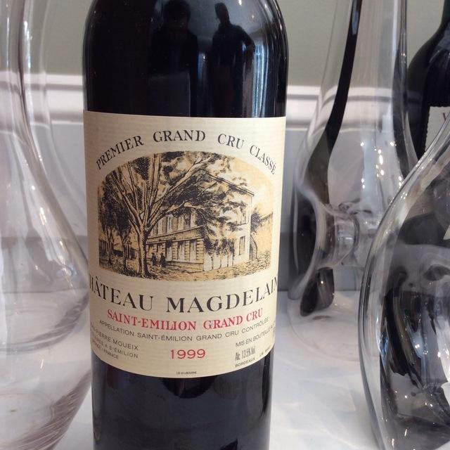 St. Émilion Red Bordeaux Blend 1999