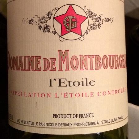 Domaine de Montbourgeau L'Etoile Blanc White Blend 2013