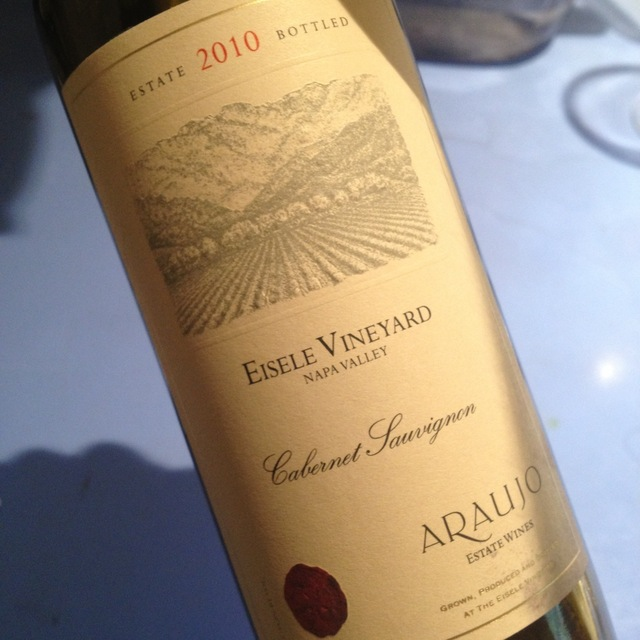 Eisele Vineyard Cabernet Sauvignon 2010