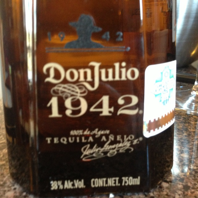 Don Julio 1942 Tequila Añejo NV