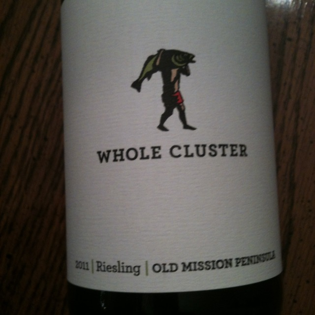 Whole Cluster Riesling 2011