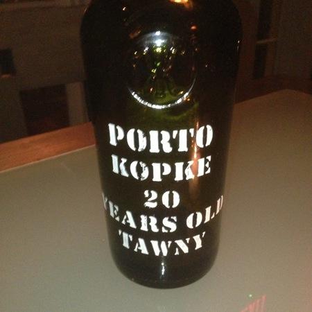 Kopke 20 Year Old Tawny Porto NV (375ml)