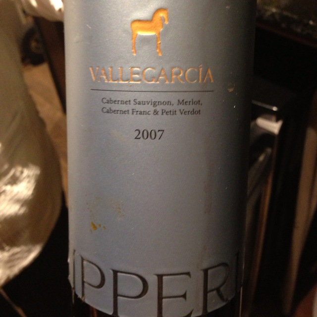 Pago de Vallegarcía Hipperia Red Blend 2013