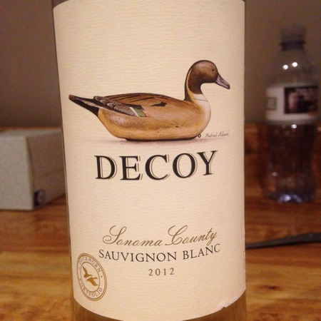 Decoy Sonoma County Sauvignon Blanc 2016