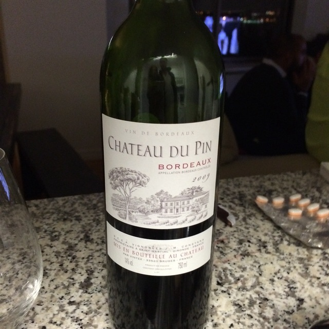 Château Le Pin Pomerol Red Bordeaux Blend 2009